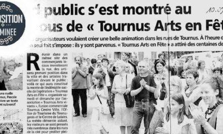 Expo TOURNUS . 1ère Edition