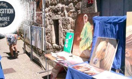 Expo VIEL UCEL . Balade des Arts