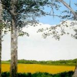 CAMPAGNE . huile couteau